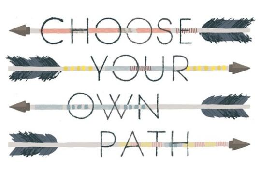 chooseyourownpath